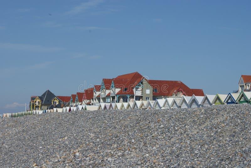 Cayeux-sur-mer fotos de archivo libres de regalías