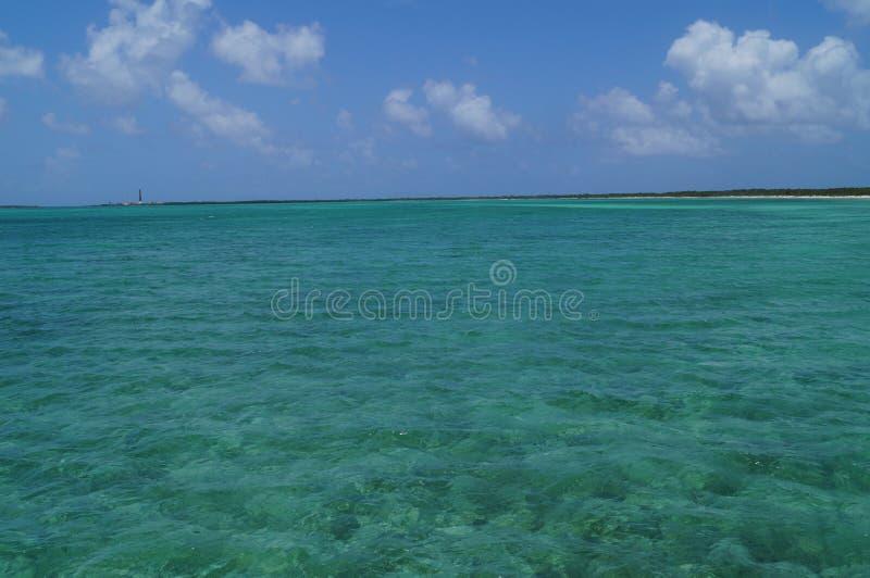 Cayo Coco Cuba stock image