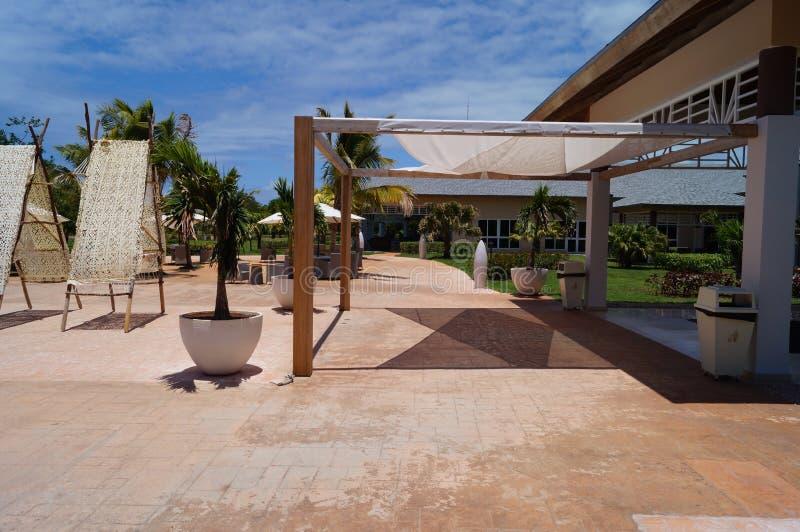 Cayo Coco Cuba Resort stock photography