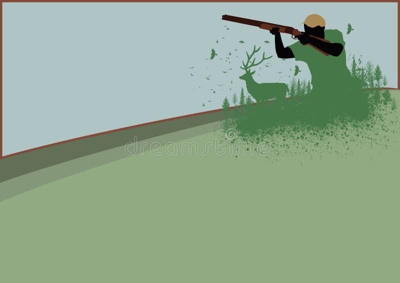 Caza libre illustration