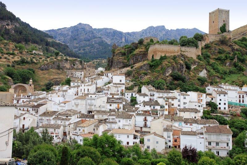 Cazorla χωριό Jae'n Ανδαλουσία Ισπανία στοκ φωτογραφία με δικαίωμα ελεύθερης χρήσης