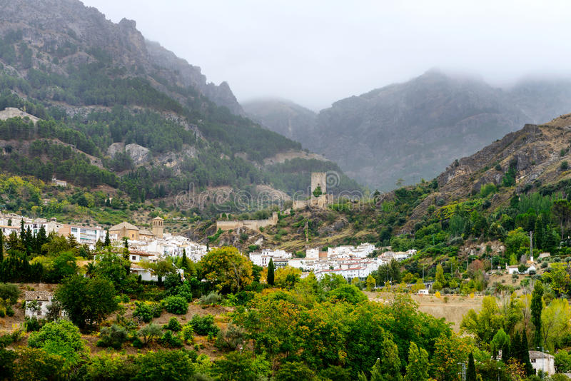 Cazorla Town. Jaen Province, Andalusia, Spain stock photography