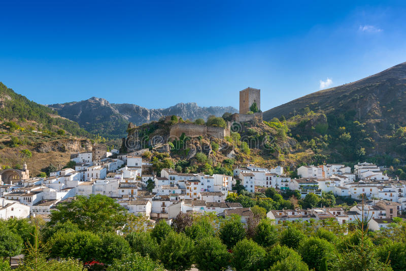 Cazorla Town. Jaen Province, Andalusia, Spain royalty free stock photo