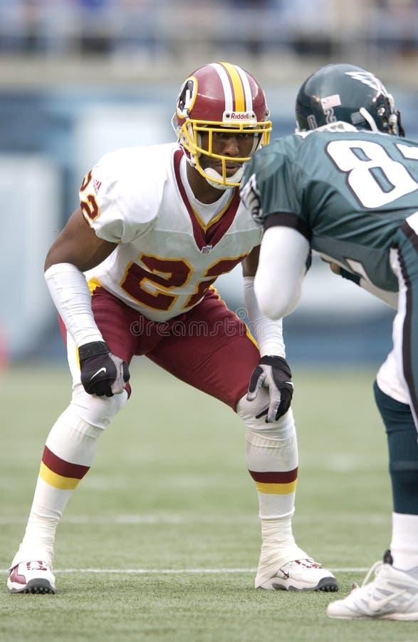 CB Kato Serwanga de Washington Redskins fotos de stock royalty free