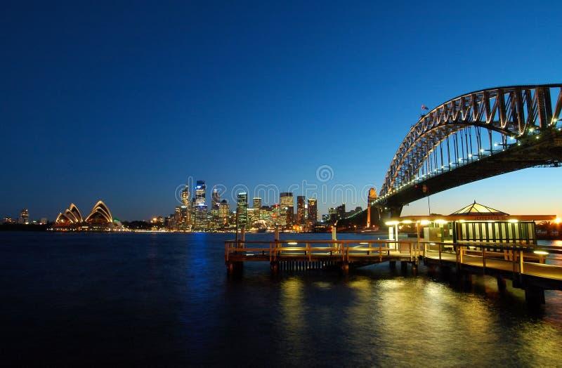 cbd Сидней стоковые изображения