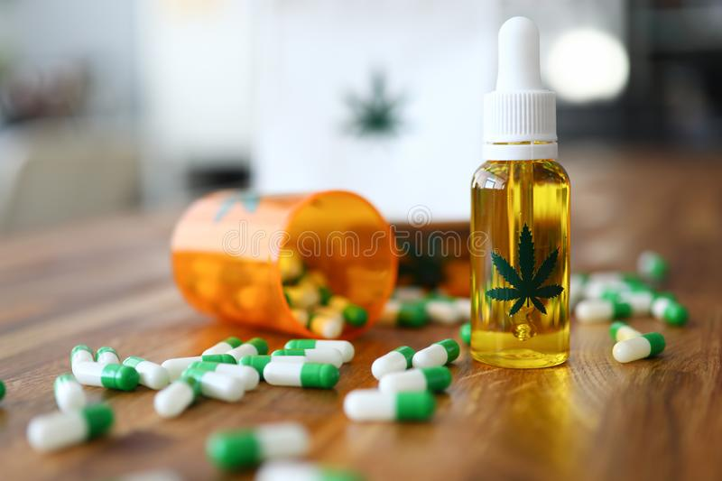 Cannabidiol Capsules Photos - Free & Royalty-Free Stock Photos from  Dreamstime