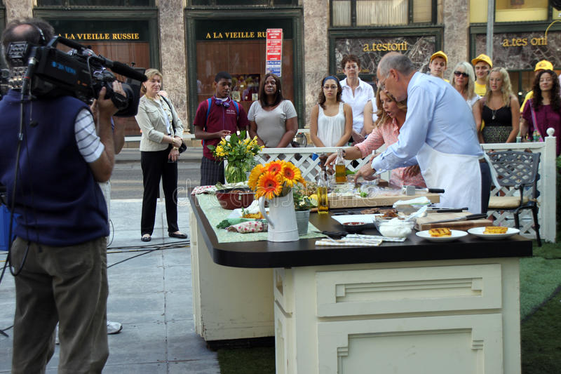 Download CBS Morning Show editorial photography. Image of famous - 14868262
