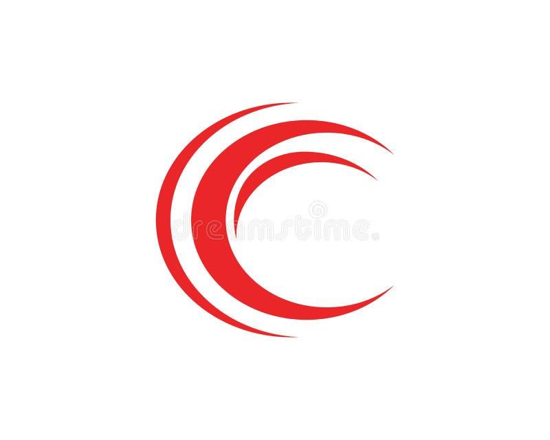 Cc, logotipo de C libre illustration