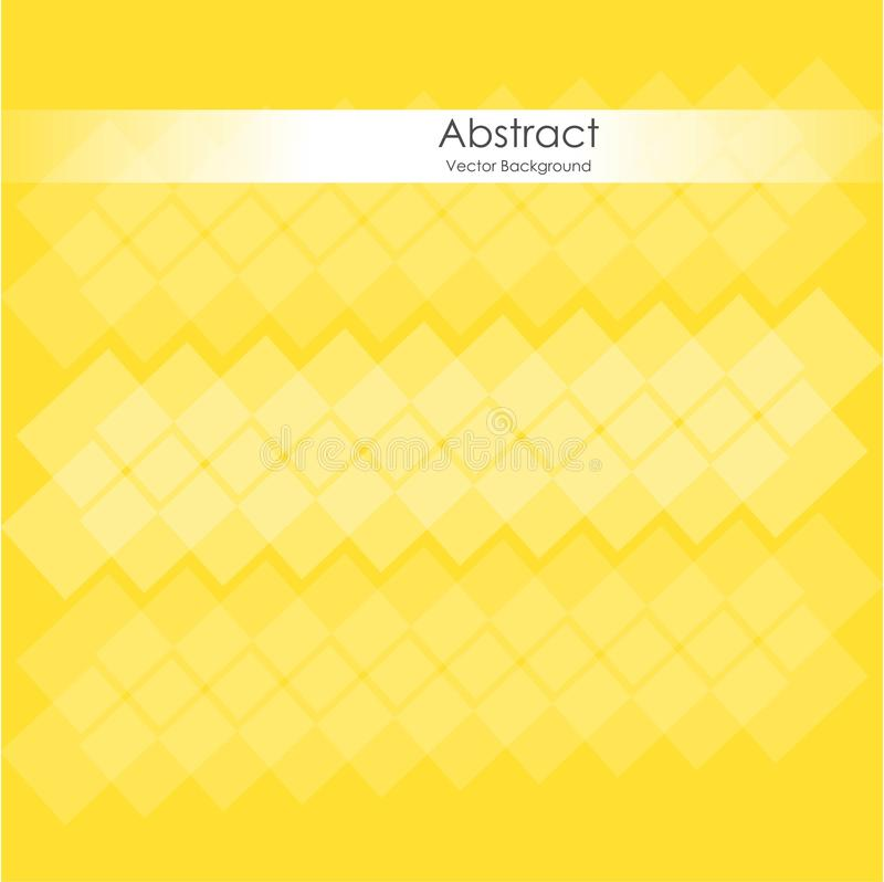 Abstract bright square yellow colors Background. Vector Illustration. Logo design vector vector illustration