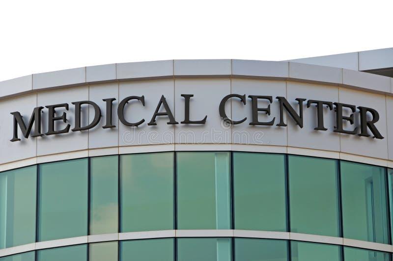 Ccenter médical image libre de droits