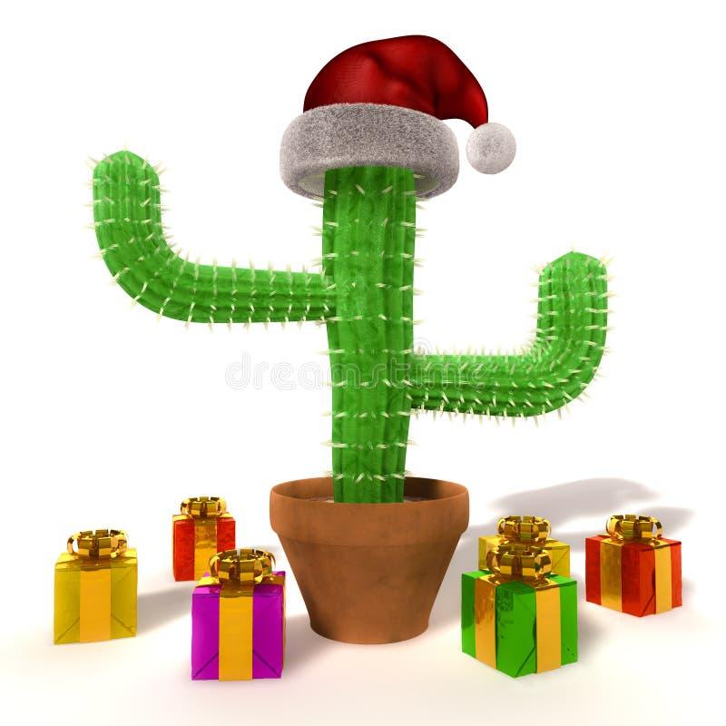 Cchristmas Cactus Stock Images