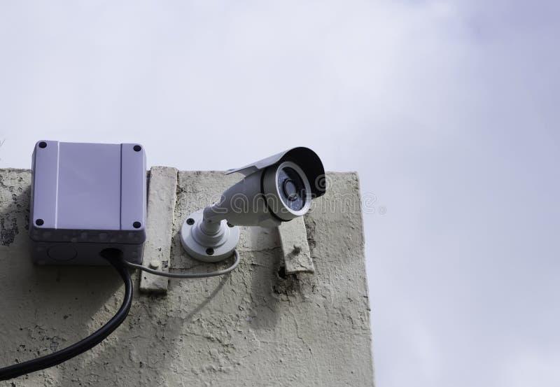 Download Cctc immagine stock. Immagine di polizia, sicurezza, camera - 30827547