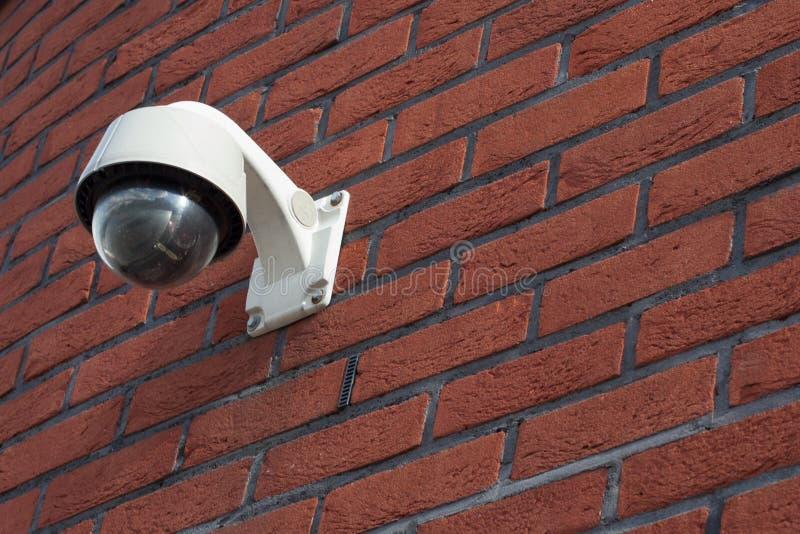 CCTV安全凸轮 库存照片