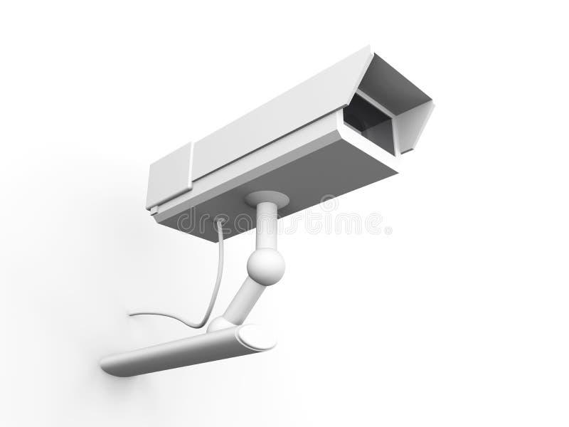 Cctv-Überwachung-Nocken stock abbildung