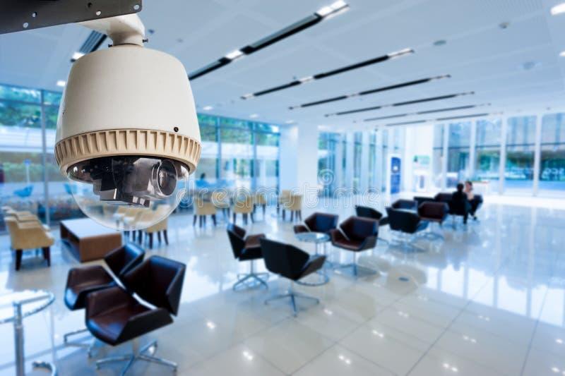 CCTV ή λειτουργία επιτήρησης στοκ εικόνα με δικαίωμα ελεύθερης χρήσης