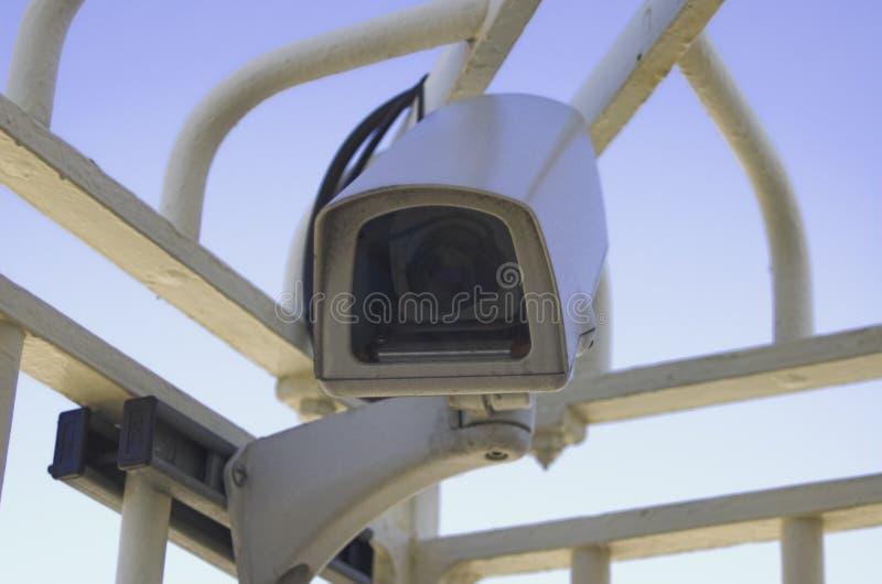 CCTV φωτογραφικών μηχανών στοκ φωτογραφία με δικαίωμα ελεύθερης χρήσης