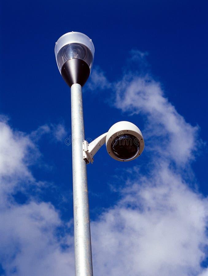 CCTV στοκ φωτογραφίες