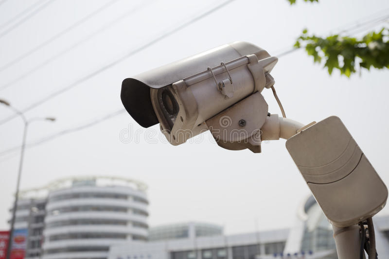 Download CCTV stock image. Image of business, safety, video, security - 26654005