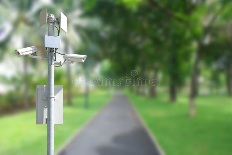 CCTV στοκ φωτογραφία με δικαίωμα ελεύθερης χρήσης