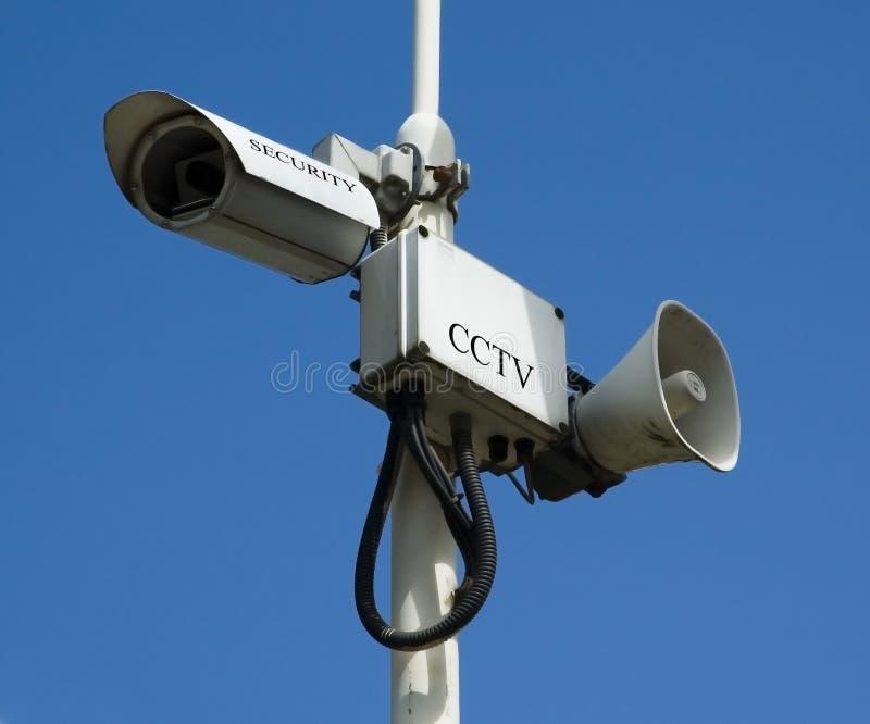 Download CCTV Camera stock image. Image of paranoia, guard, optics - 1081667