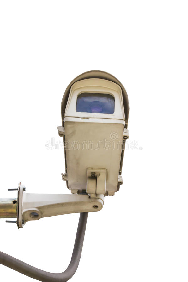 Download CCTV Camera Watching Criminals  In The Street Stock Image - Image of building, selective: 34379511