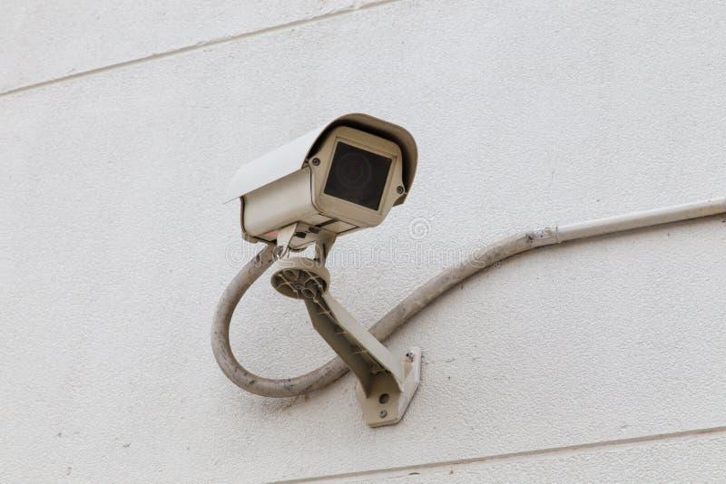 CCTV da câmara de segurança fotos de stock