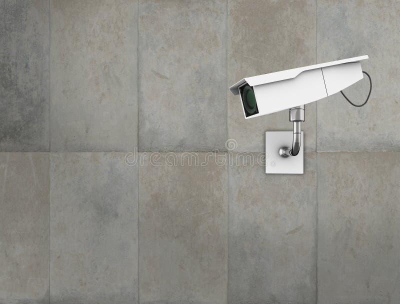 Cctv-Kamera stock abbildung
