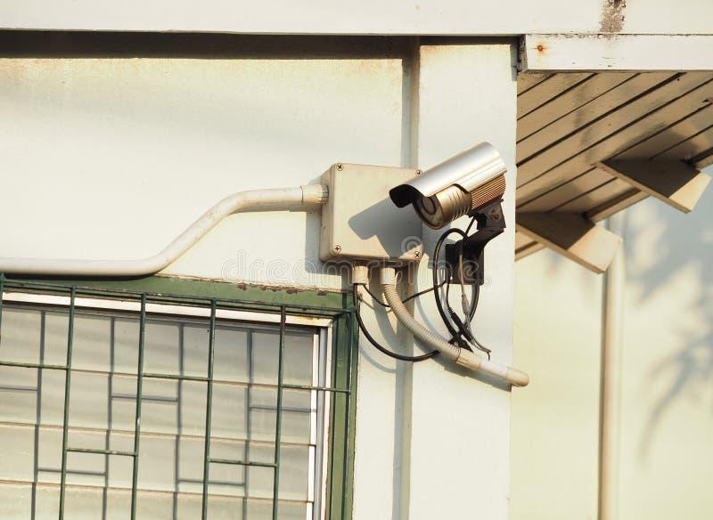 CCTV kamery fotografia stock