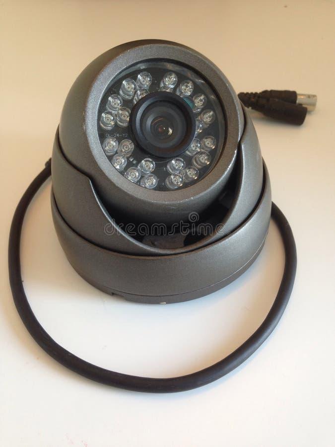 CCTV kopuły kamery 700 tvl obraz stock