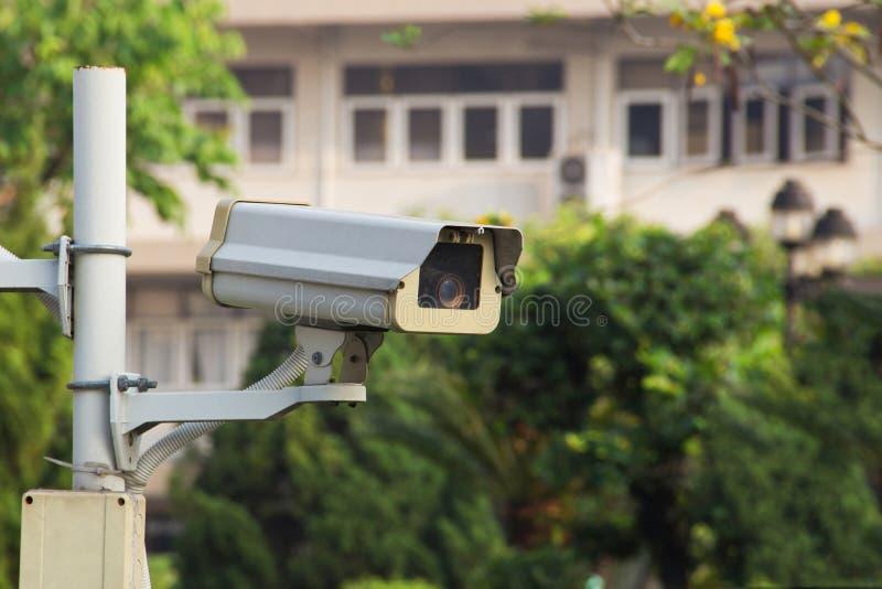 CCTV, kamera bezpieczeństwa zdjęcie royalty free