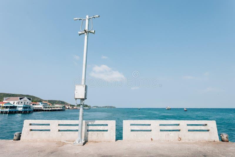 CCTV poczta obrazy stock