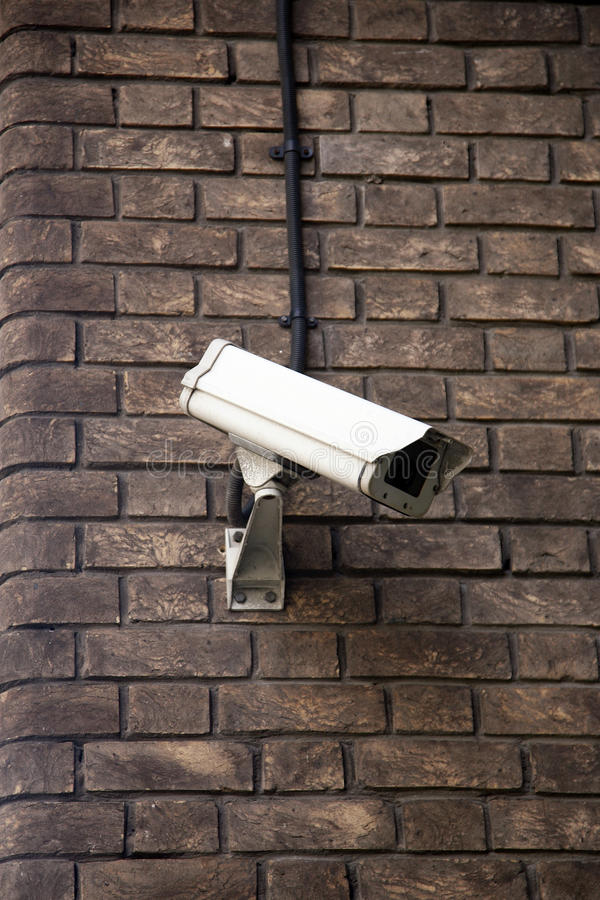 Download CCTV, security camera stock image. Image of device, monitoring - 26282081