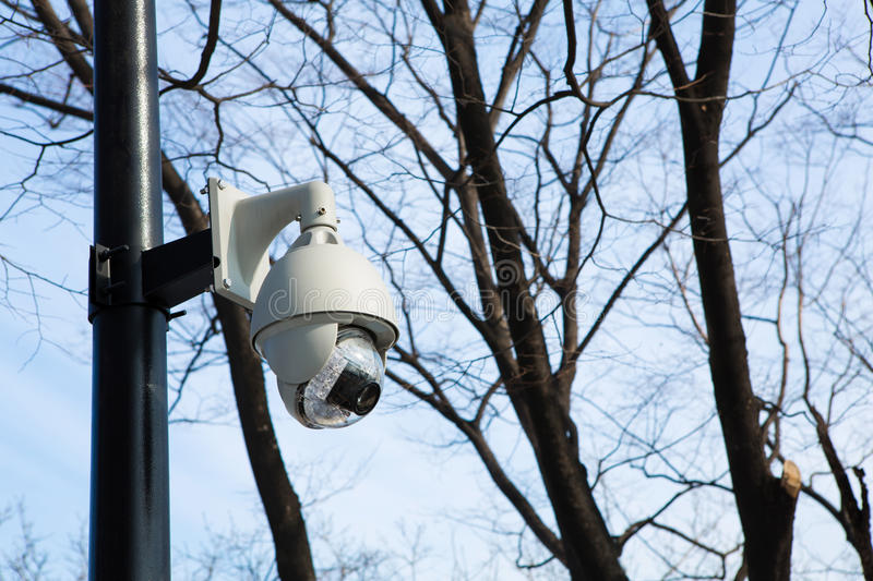 Download CCTV Security camera stock photo. Image of equipment - 28646388