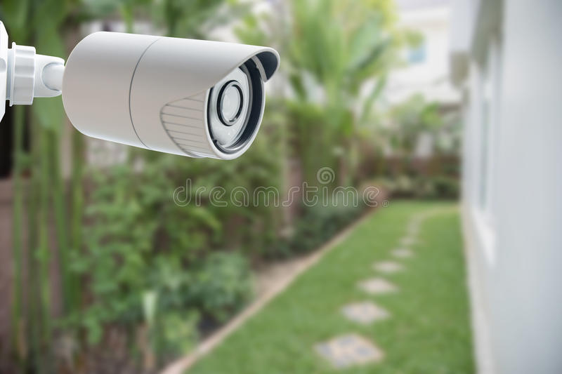 CCTV Security Camera, stock images
