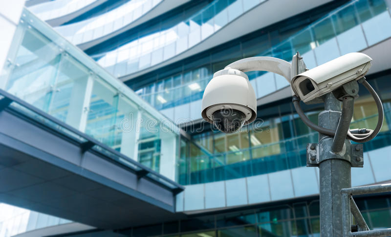 Download CCTV Or Surveillance Camera Stock Photo - Image: 46226767