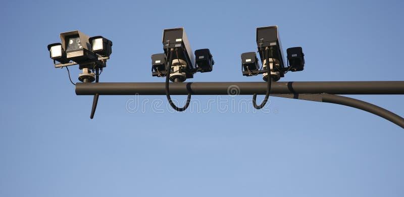 Download CCTV, Traffic Camera Stock Image - Image: 26282241