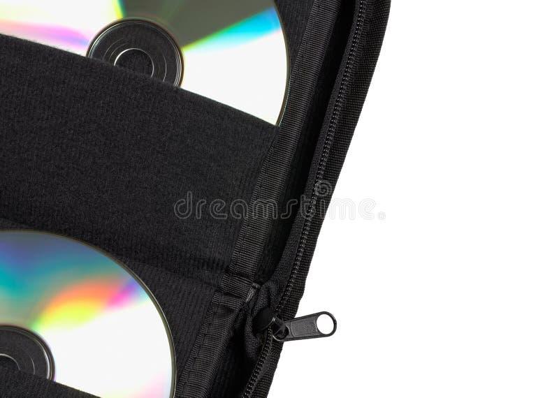 CD的光盘 免版税图库摄影