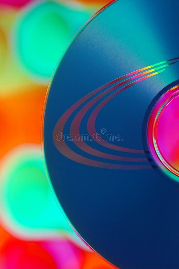 CD的设计 免版税库存图片