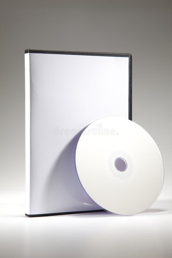 Cd à affichage photographie stock