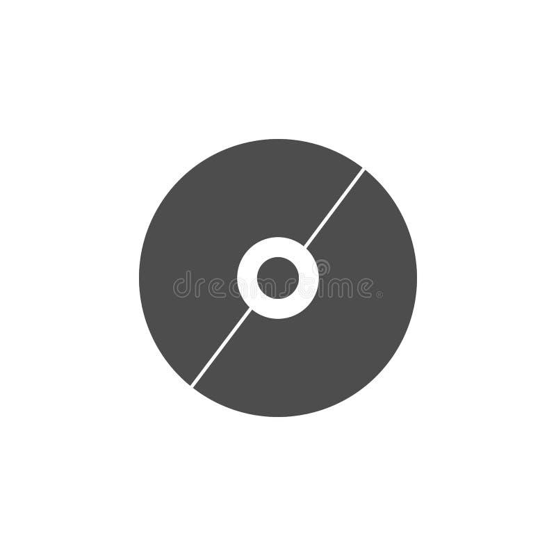 cd икона диска Элементы значка сети Наградной качественный значок графического дизайна Знаки и значок для вебсайтов, desig собран бесплатная иллюстрация