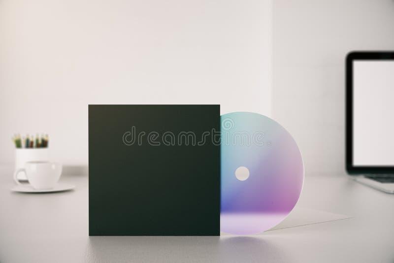cd крышка пустая бесплатная иллюстрация