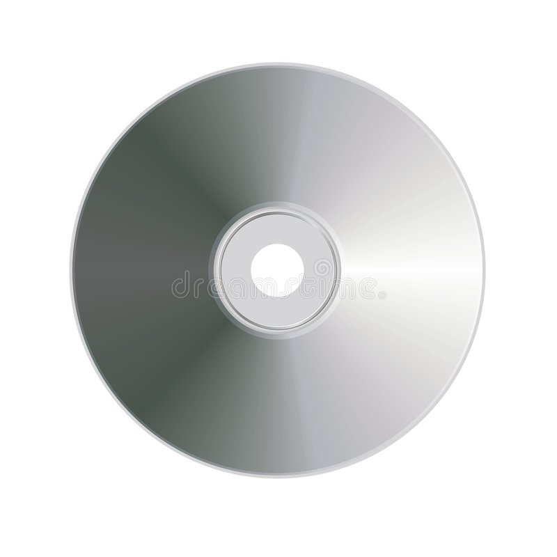 Cd. Vector cd. data cd. grey cd