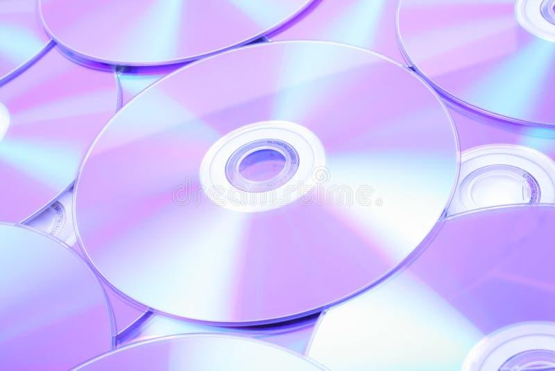 CD 库存照片
