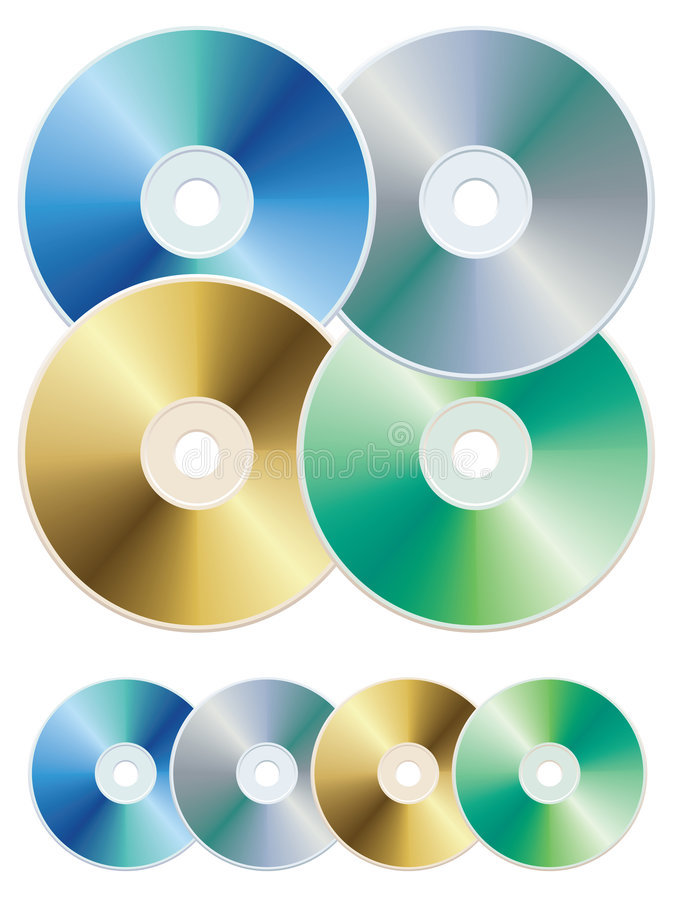 Free CD Stock Photography - 2675022