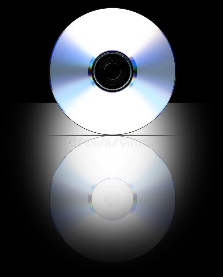 CD ilustración del vector
