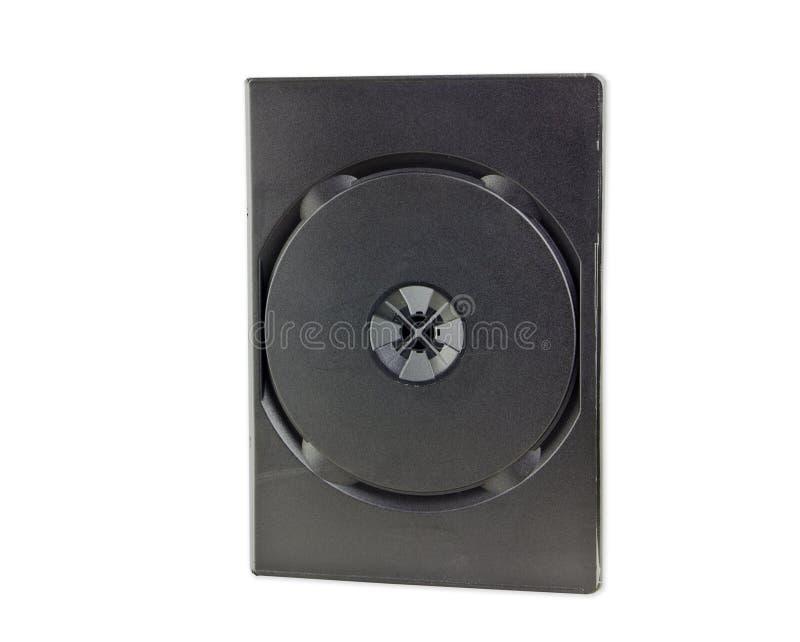 CD, caso di DVD fotografia stock libera da diritti