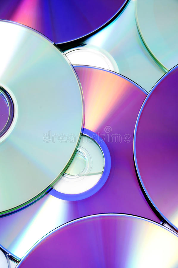 Download CD, CD-ROM And DVD Stock Photography - Image: 14358402