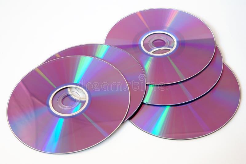 CD de la música fotografía de archivo libre de regalías