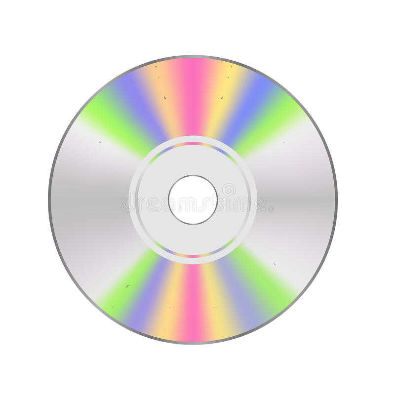 Free CD Disc Stock Images - 53736284