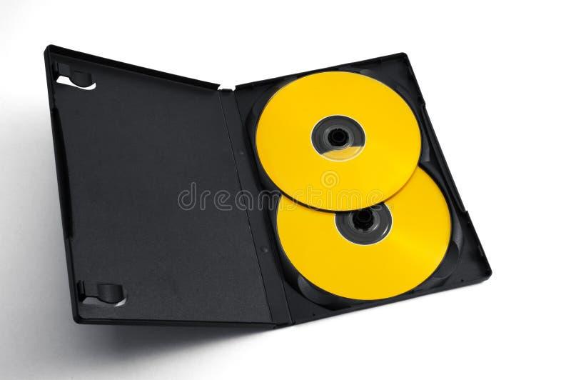 cd disksdvd royaltyfri fotografi